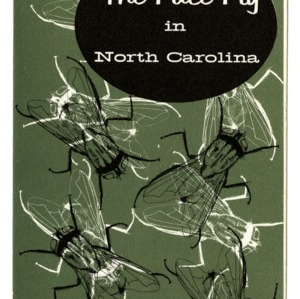 The face fly in North Carolina (Extension Folder 227)