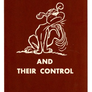 Common fleas and their control (Extension Folder 239)