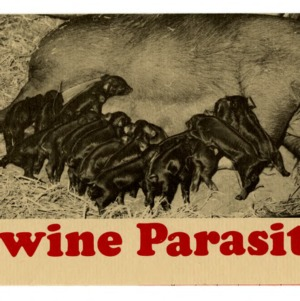 North Carolina swine parasite control program (Extension Folder 259)