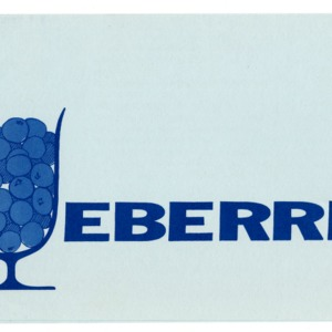 Blueberries! (Extension Folder 264)