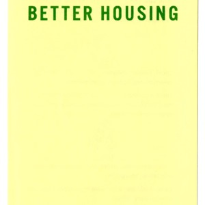 Credit for better housing (Folder 267)