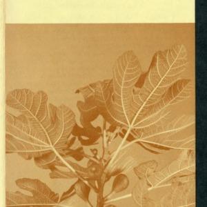 Fig culture in North Carolina (AG-109, Reprint) (Formerly Folder 115)