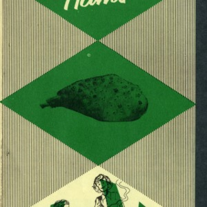 Cutting, carving, cooking, country style hams (AG-118, Reprint) (Formerly folder 134)