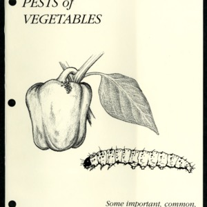 Insect and related pests of vegetables (Agricultural Extension Publication 295)