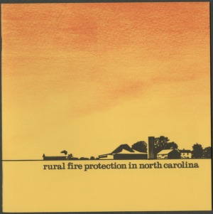 Rural fire protection in North Carolina (CD-2)
