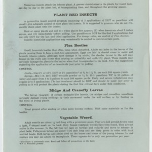 Tobacco Insect Control (Leaflet No. 96)