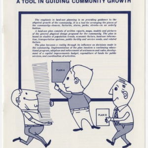 Land-use planning: a tool in guiding community growth (Circular No. 546, Leaflet No. 2 in Series)