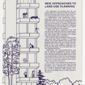 New approaches to land-use planning (Circular No. 549, Leaflet No. 5 in Series)