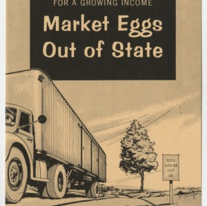 Market Eggs Out of State 1958