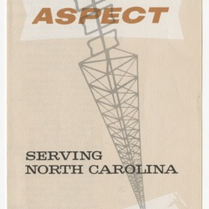 North Carolina Agricultural Extension Service presents Aspect 1967