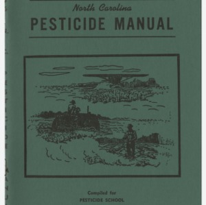 North Carolina Pesticide Manual