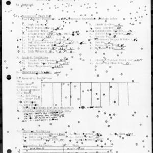 Experiment No. 279, October 3, 1958