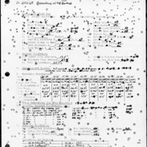 Experiment No. 286, Irradiation of potassium iodide KI solution, October 15, 1958