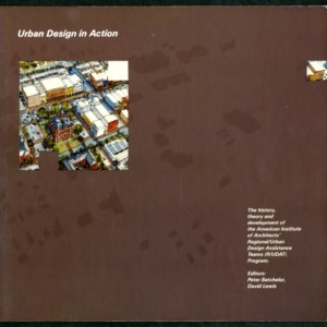 Urban Design in Action, The Student Publication of the School of Design, North Carolina State University, Raleigh, North Carolina, Volume 29