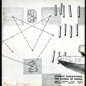 Student Publications, The School of Design, North Carolina State College, Raleigh, N.C., Volume 7, Number 2
