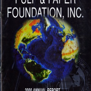 Pulp and Paper Foundation, Inc. 2000 Annual Report