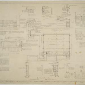 Floor plan, elevations