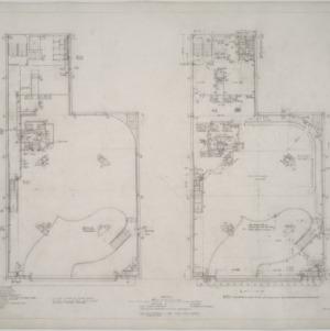 Mezzanine plan