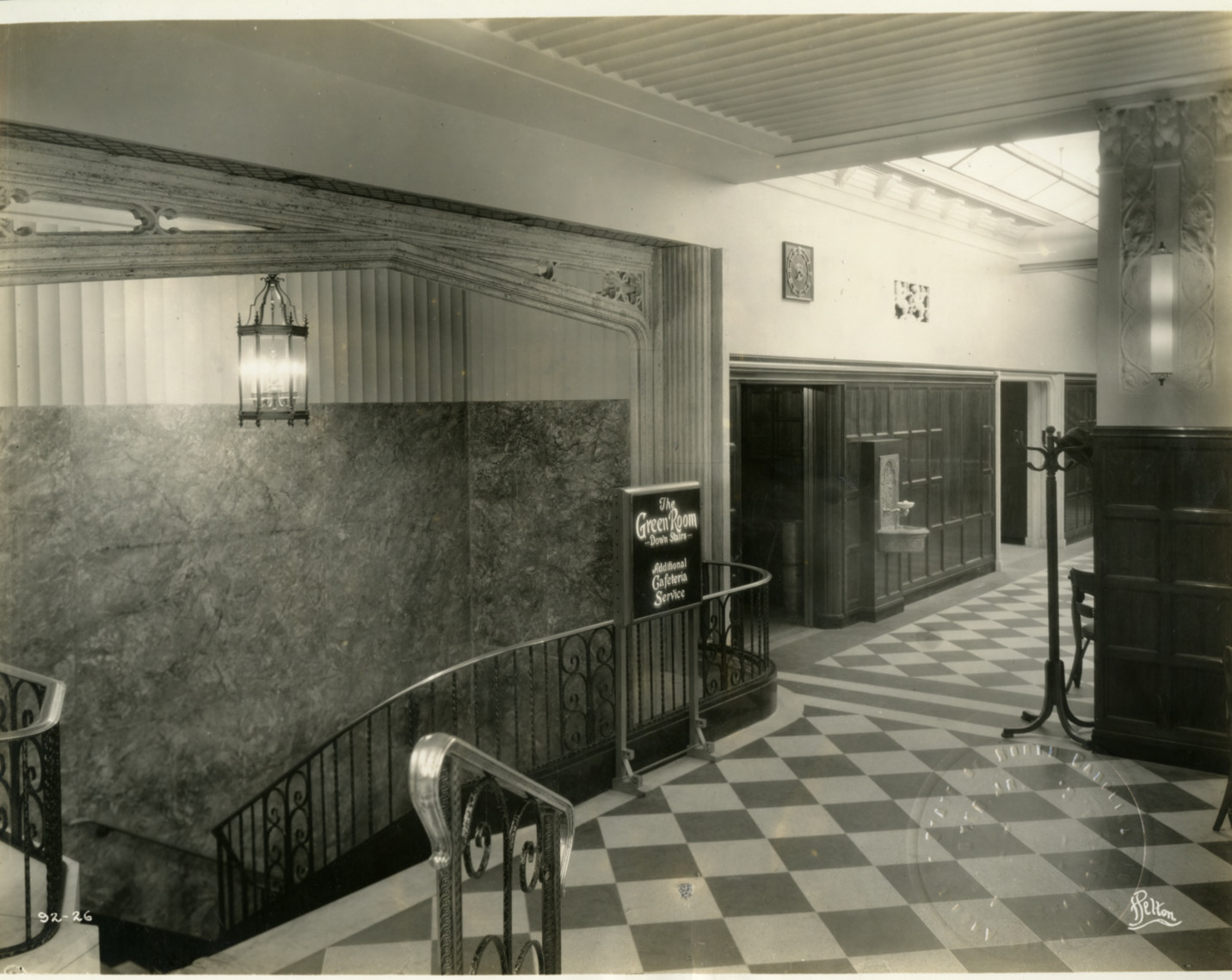 S&W Cafeteria (Washington, D.C.) - Lobby