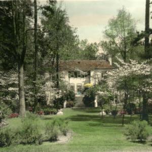 W. Irving Bullard House - Front view