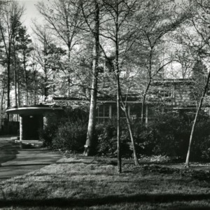 Don Davidson House - Side
