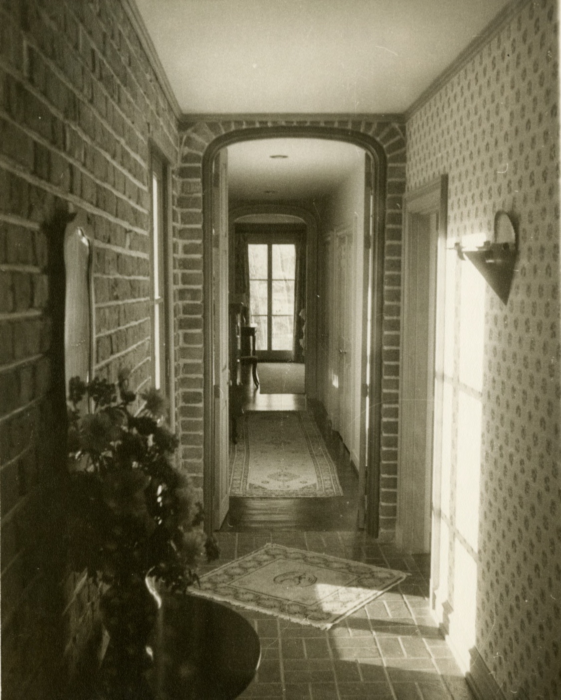 Phillip F. Howerton House - Hallway