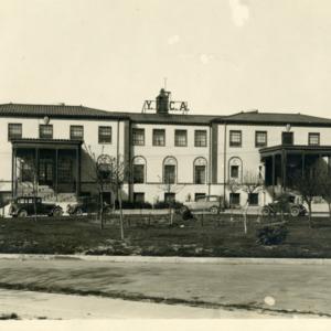 YMCA Building - front
