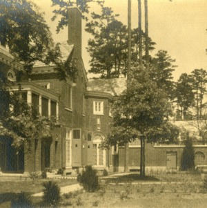 J. Luther Snyder House - Side