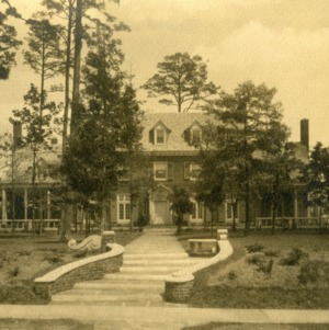 J. Luther Snyder House - Street View