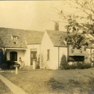 Heath Nesbit House - Partial Facade