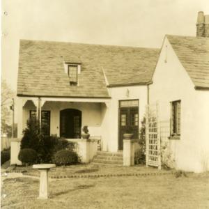 Heath Nesbit House - Entranceway