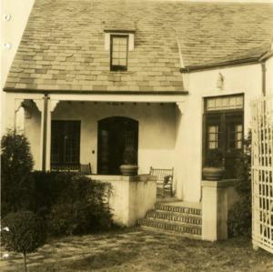 Heath Nesbit House - Facade