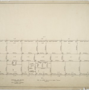 Typical framing plans
