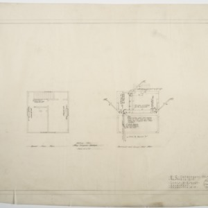 Heating plans for Chief Surgeon's Garage
