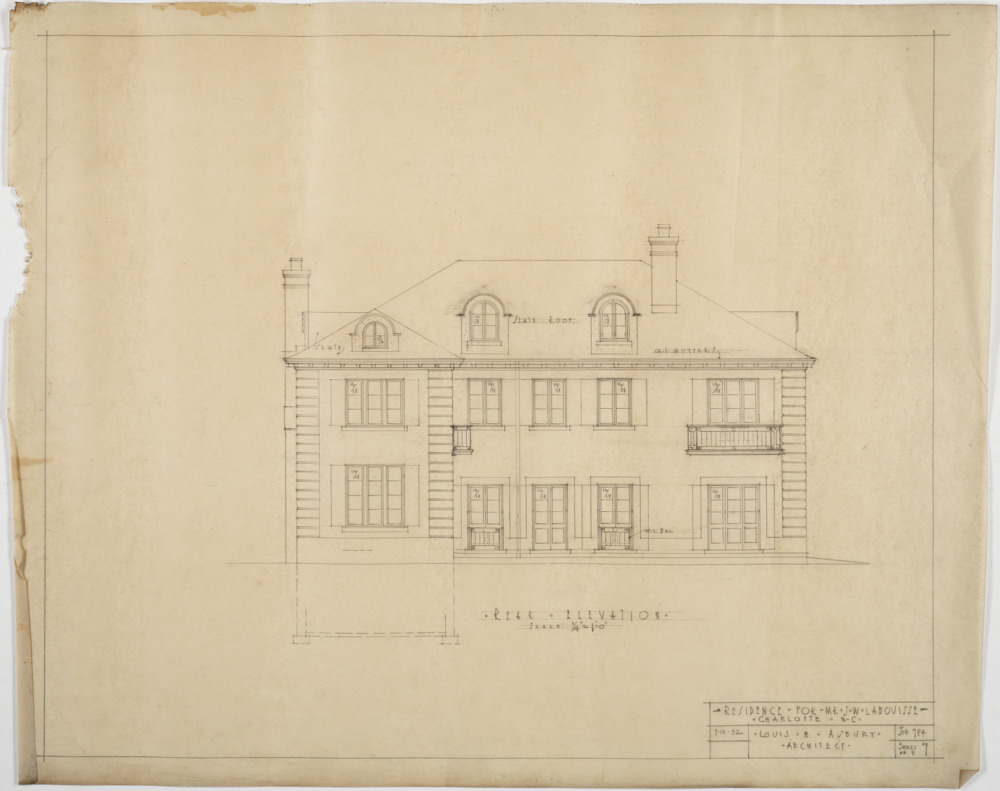 Pin On Floor Plans Iv 1930s 1950s
