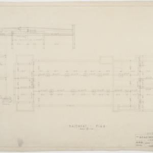 Basement framing plan