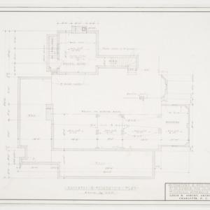 Basement & Foundation Plan