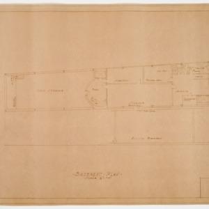 Roof steel plan