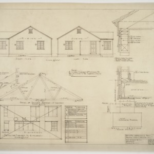 Miscellaneous Sections, Elevations, and Details