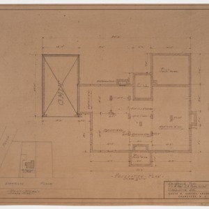 Foundation and Plot Plans
