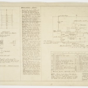 electrical plan notes nc state university libraries' rare and unique digital ... electrical plan layout guidelines #12
