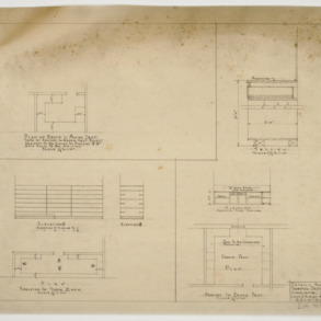 Bench and Shelving Plans