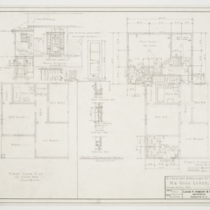 Floor Plans and Details