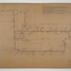 Revised Basement Plan