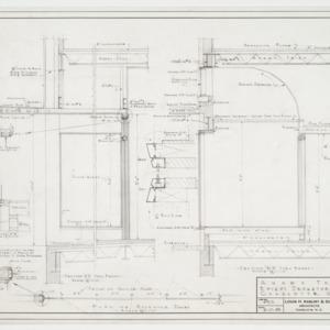 Plan of Entrance Doors