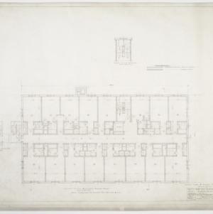Typical Third & Fourth Floor Plan