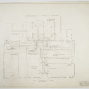 First Floor A. C. Plan