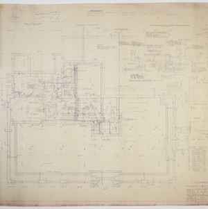 Electrical Wiring Plans - Basement & Foundation