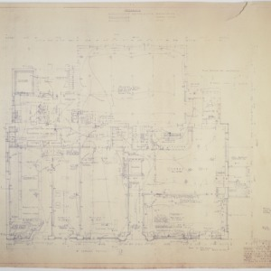 Electrical Wiring Plans - First Floor