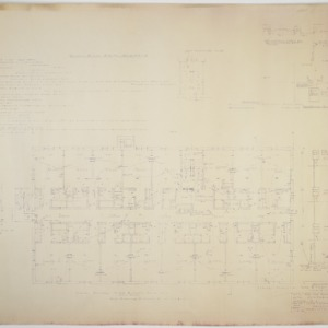 Electrical Wiring Plans - Third and Fourth Floor